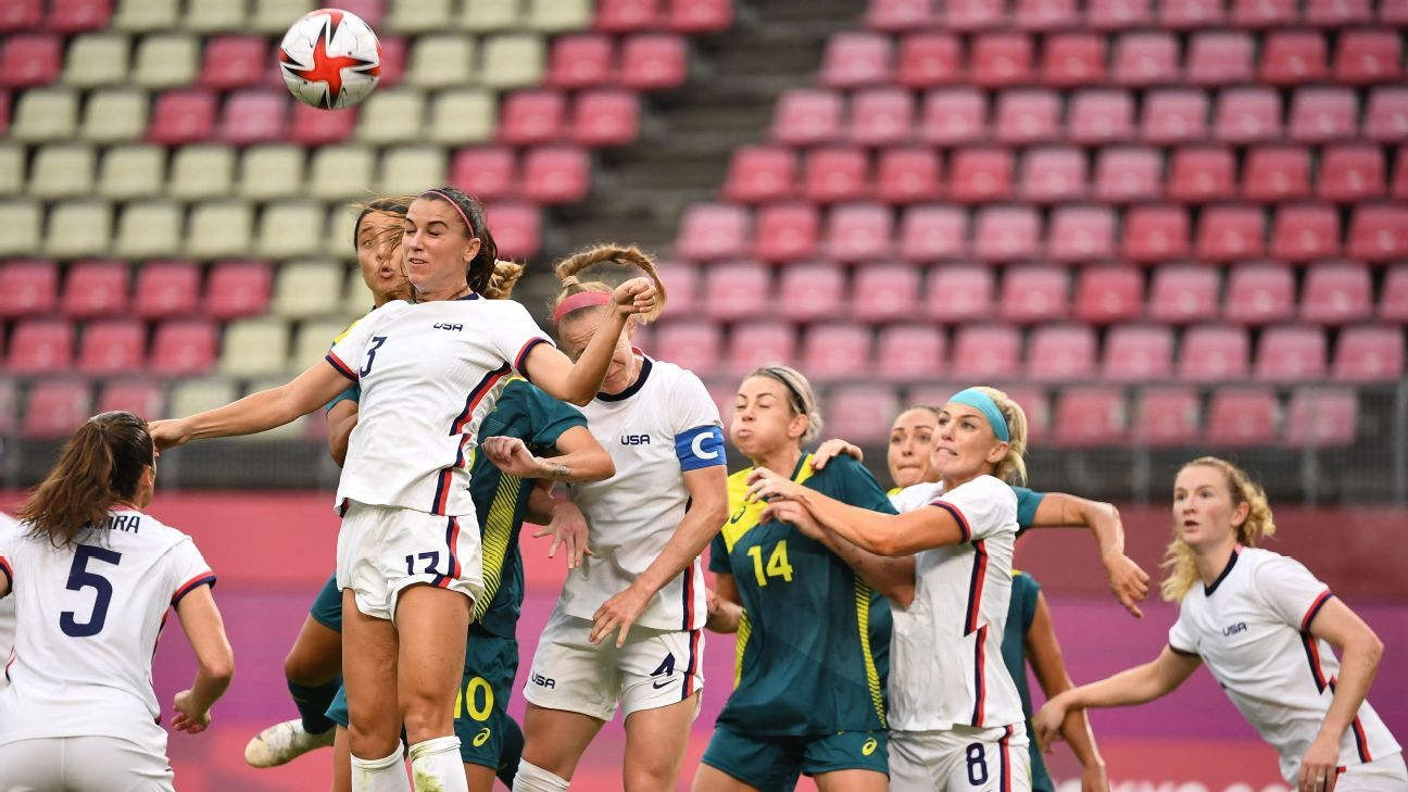 USWNT underdogs in Olympic quarterfinal, but players are trusting the process under Andonovski