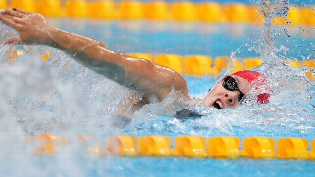 Hopkin anchors Great Britain to Olympic relay gold
