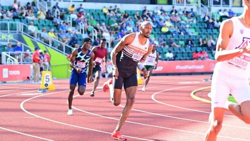 Norwood wins bronze on Team USA mixed 4x400 relay