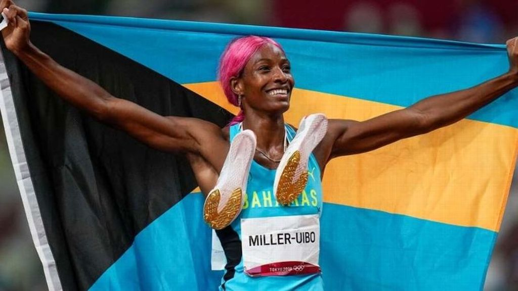 Miller-Uibo repeats as Olympic 400m champion