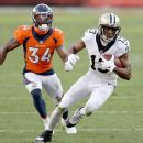 Source -- WR Michael Thomas joins New Orleans Saints for preseason road game as tensions improve