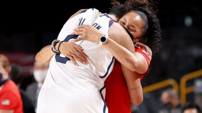 Staley, Wilson guide U.S. to Olympic gold