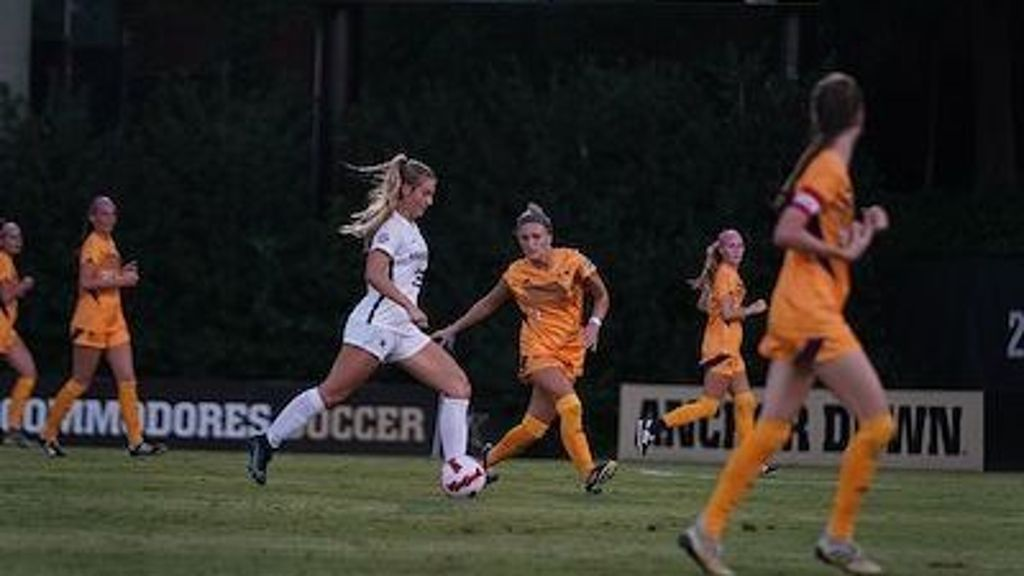 Brighton's OT goal secures win for No. 18 Vandy