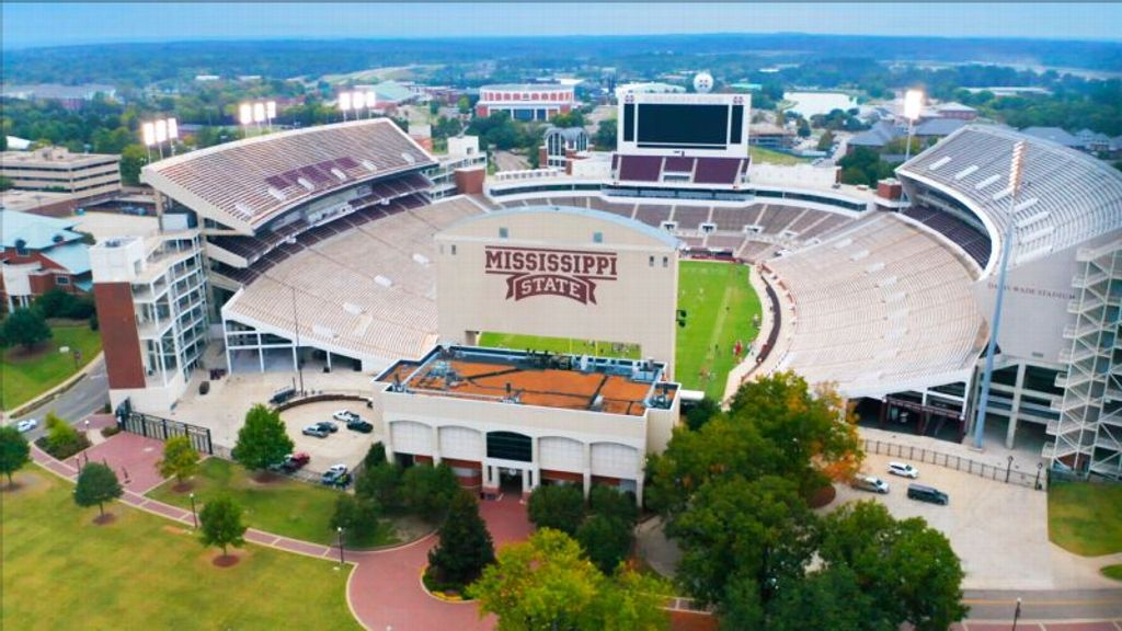 Starkville: Game day in Mississippi's College Town