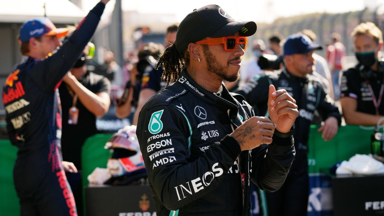 Lewis Hamilton praises 'really sporting' crowd at Dutch Grand Prix