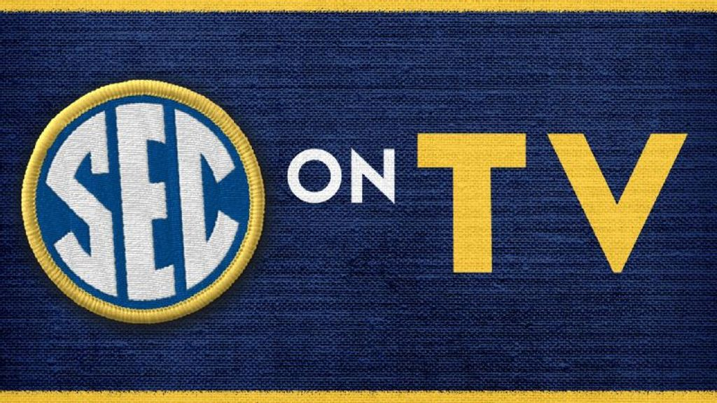 SEC Football TV Schedule for Games of September 25