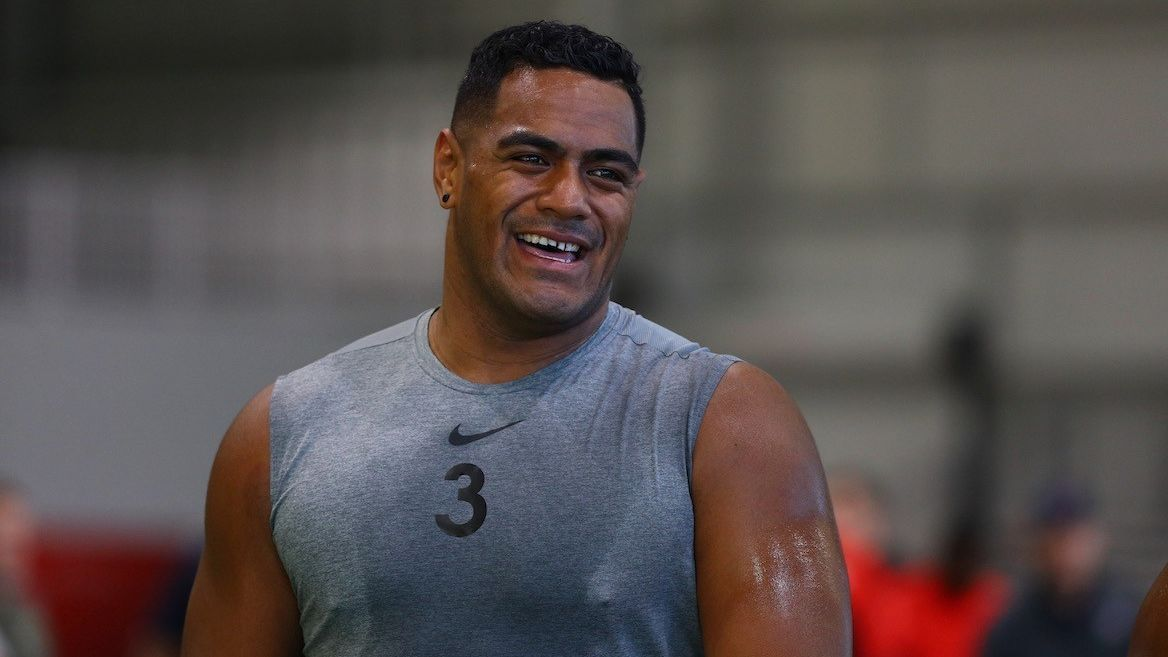 <div>How Jordan Mailata transformed from a rugby player to Eagles'  million left tackle</div>