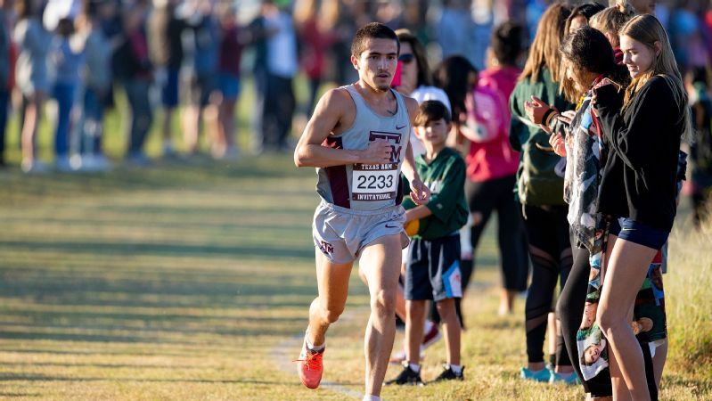 SEC Cross Country Weekly Honors - Sept. 28, 2021