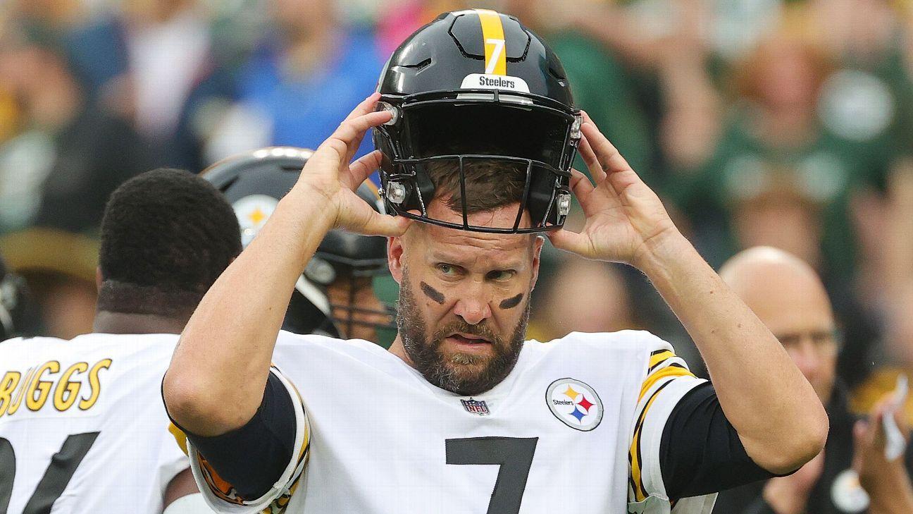 <div>Tomlin: Big Ben still Steelers' best option at QB</div>