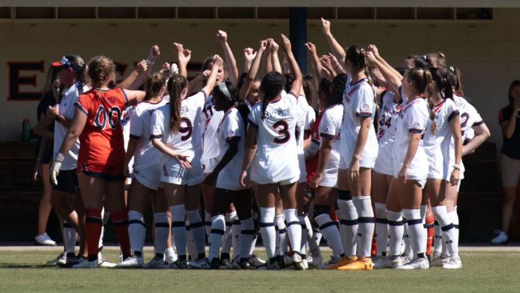 Richards' late goal pushes No. 22 Auburn over MS State