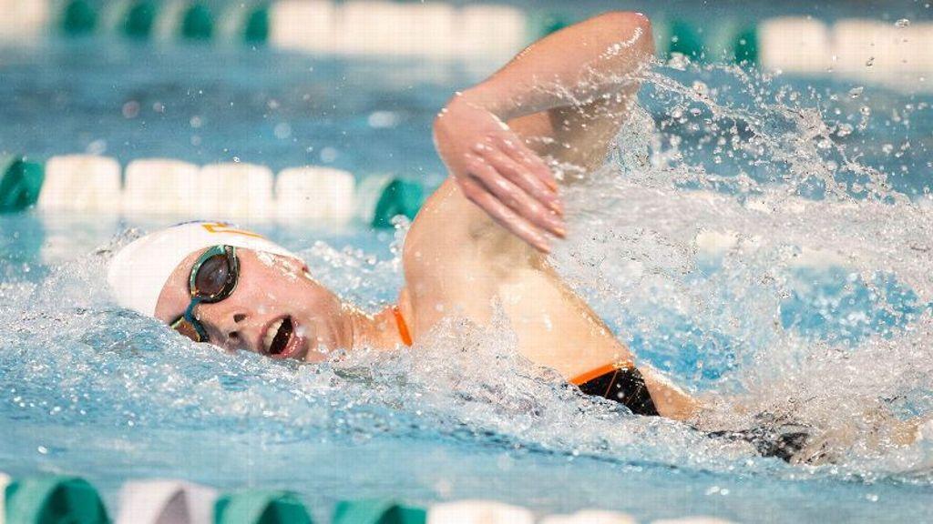 Week 1: Swimming & Diving Athletes of the Week