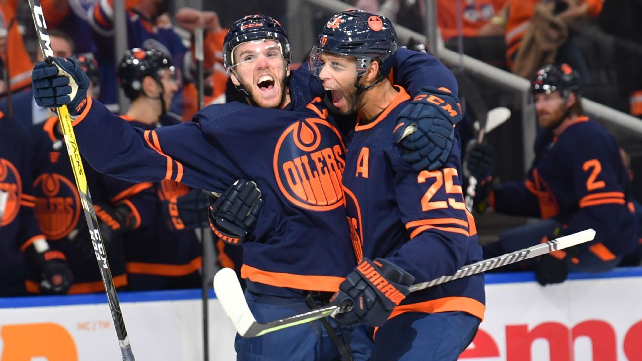 Assessing NHL overreactions: Can McDavid score 200? Will the Sabres make the playoffs?