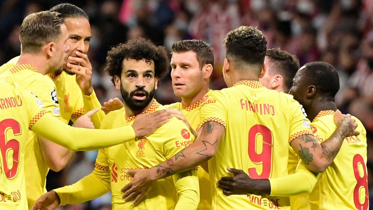 UCL talking points: Liverpool make a statement; Clasico rivals win