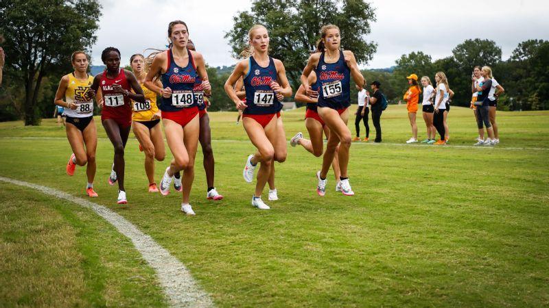 Five SEC teams ranked entering SEC Championships