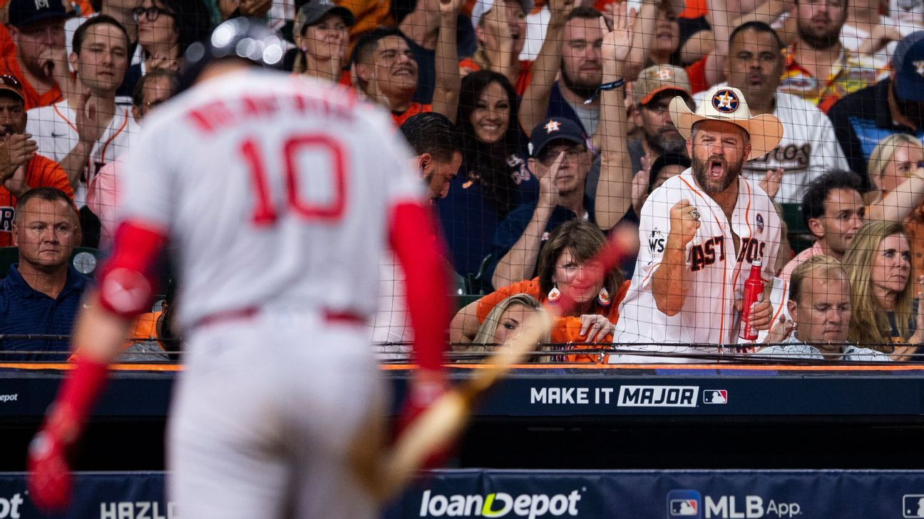 Next stop, World Series: Answering the big questions left for Astros-Red Sox and Braves-Dodgers