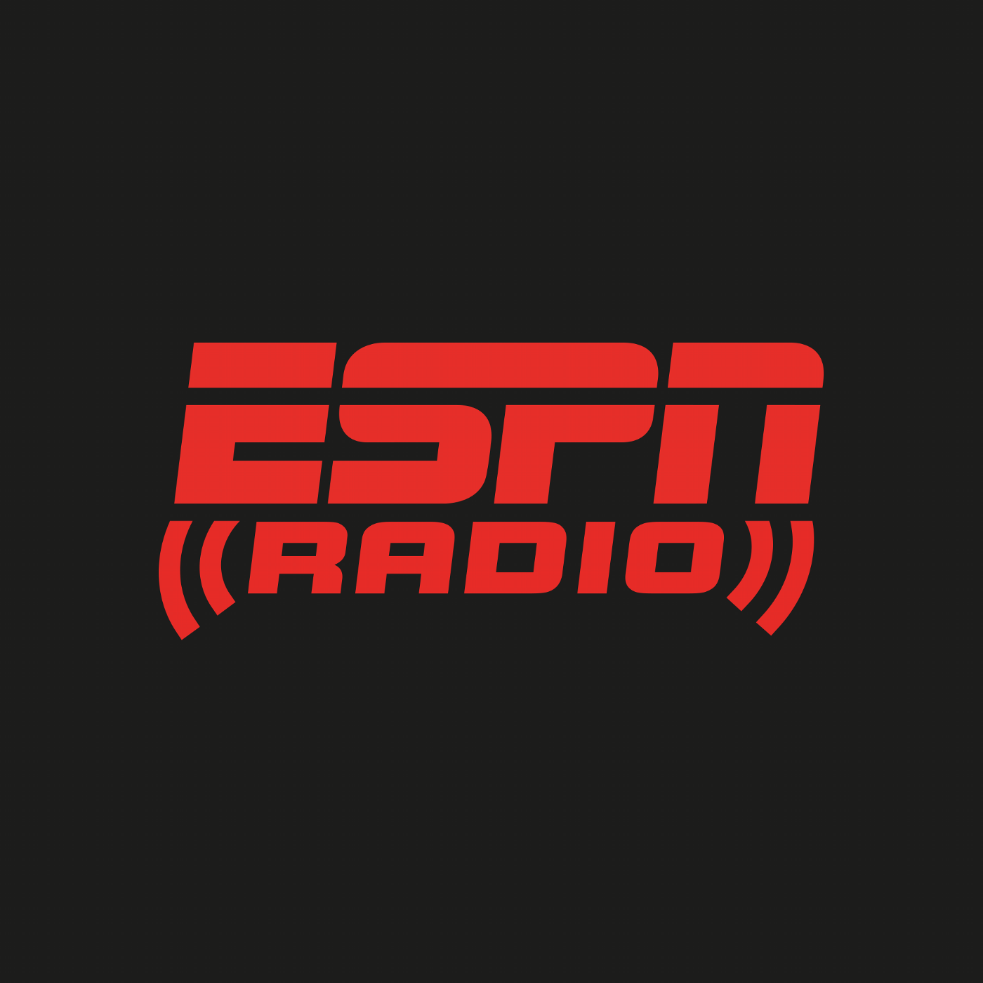 ESPN Podcasts Logo