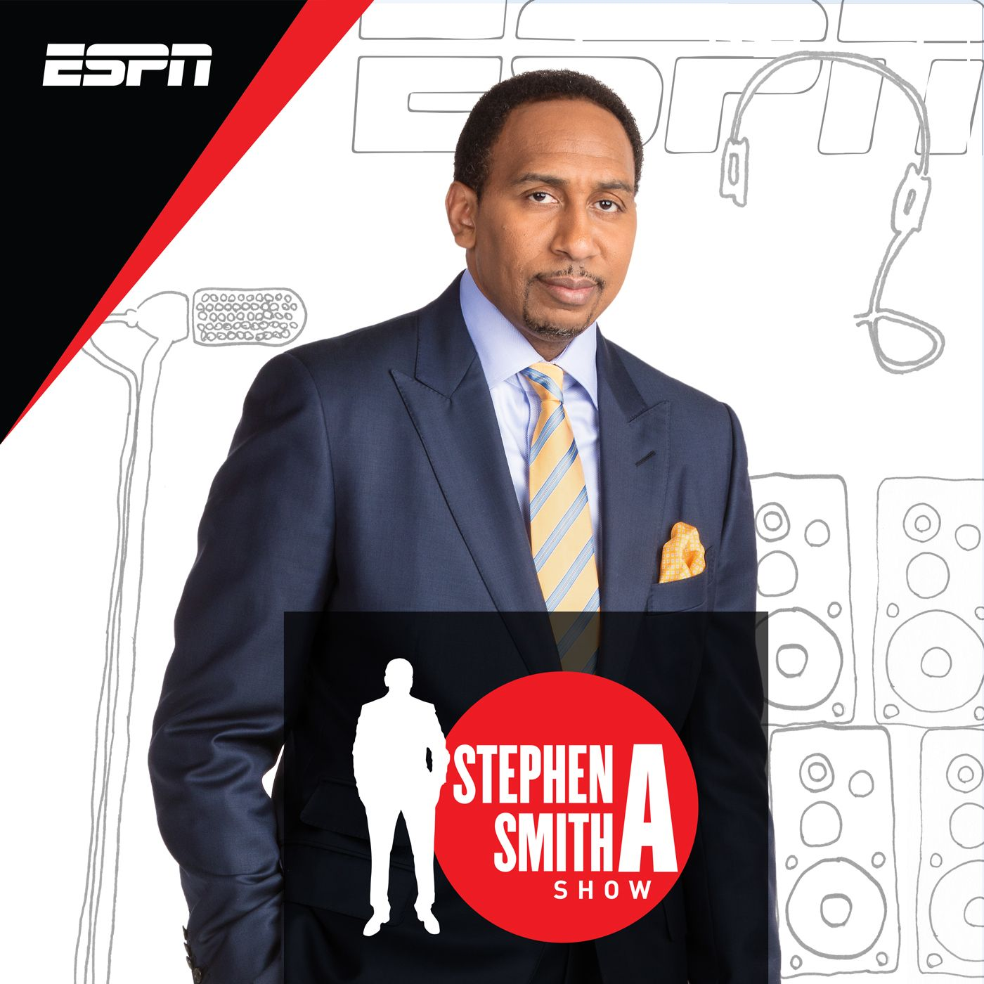 The Stephen A. Smith Show Logo