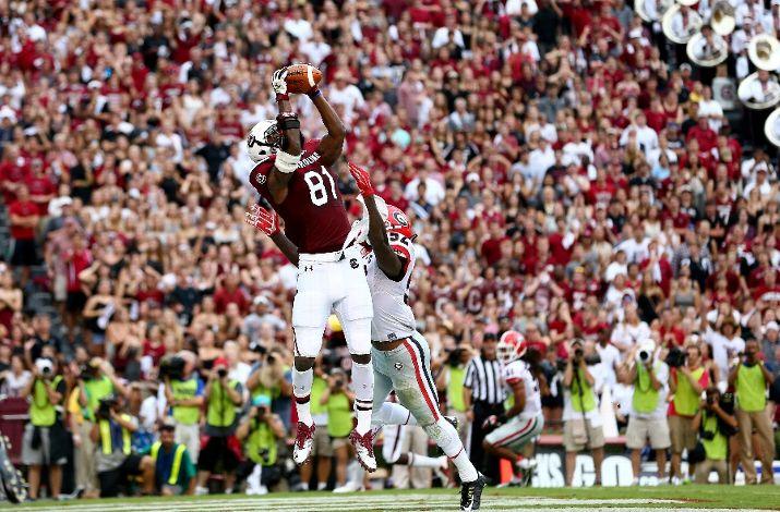Football: Georgia Bulldogs vs South Carolina Gamecocks - Photos - September  13, 2014 - SEC