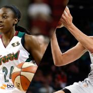 Top Five WNBA Rookies
