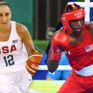 Baller Diana Taurasi and boxer Claressa Shields struck gold in Rio.