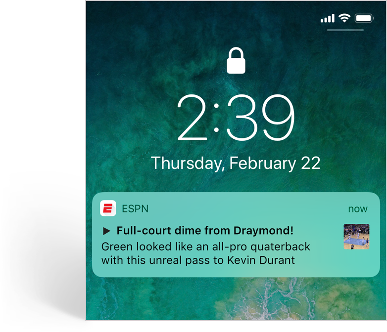 Espn App Download On Ios App Store Google Play