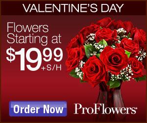 Proflowers On Valentines Day
