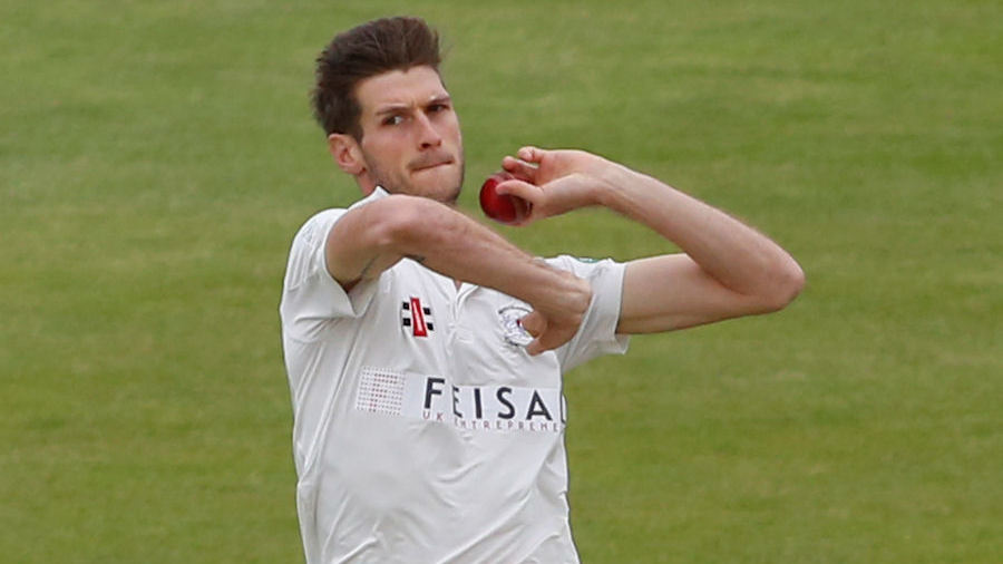 David Payne leads seam attack to hand Gloucestershire narrow lead over Glamorgan