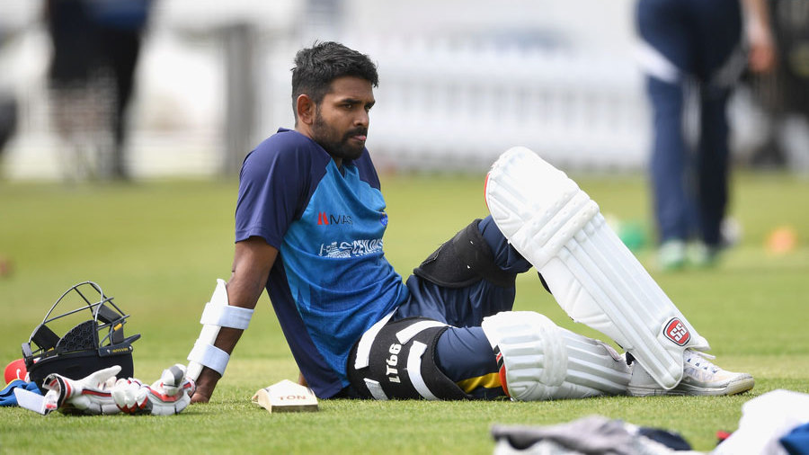 Lahiru Thirimanne stakes World Cup claim with 115 in one-day final