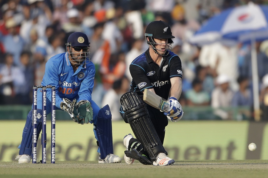 Full Scorecard Of India Vs New Zealand 3rd Odi 2016 Score Report Espncricinfo