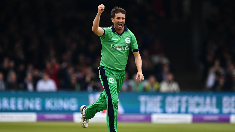 Tim Murtagh's maiden five-for wraps up series win for Ireland