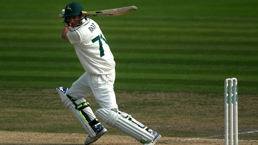 Three centurions put Glamorgan in control against Northants