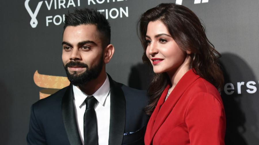 Virat Kohli and wife Anushka Sharma donate INR 2 crore for India's Covid-19 fight