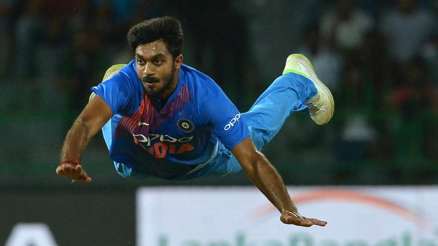 Shankar, Iyer steer India A home in high-scoring slugfest