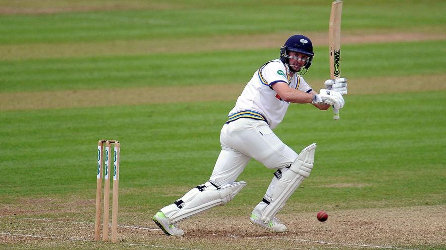 Yorkshire take control as Adam Lyth and Gary Ballance extend lead