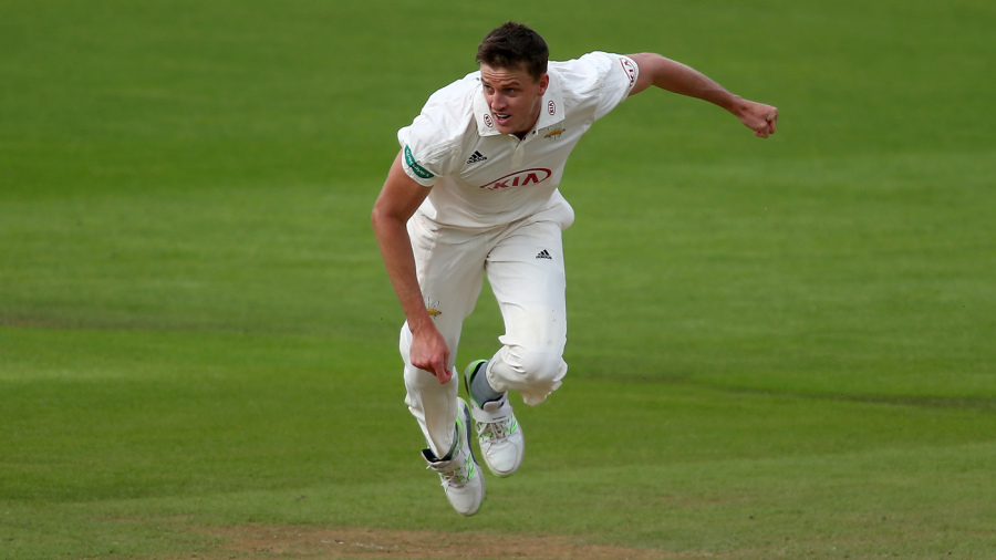 Morne Morkel's mayhem rouses soggy match from its torpor