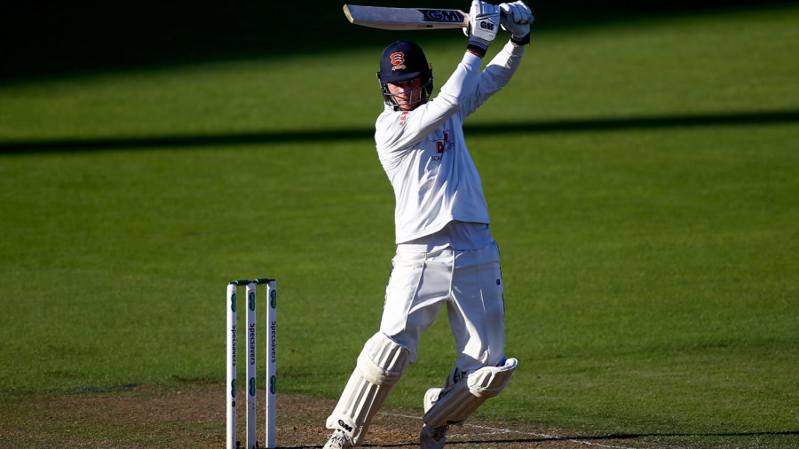 Westley misses twin tons but guides Essex to safety