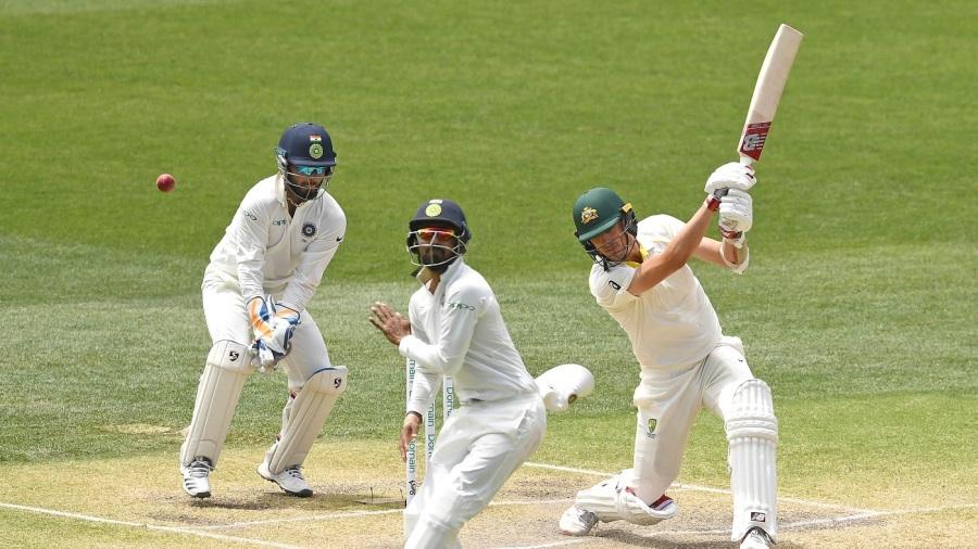 Head, Ashwin star in fierce battle for lead