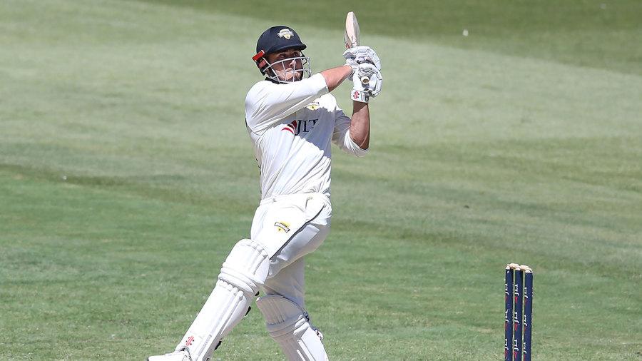 Maddinson's unbeaten 159 sets up Victoria's first-day dominance