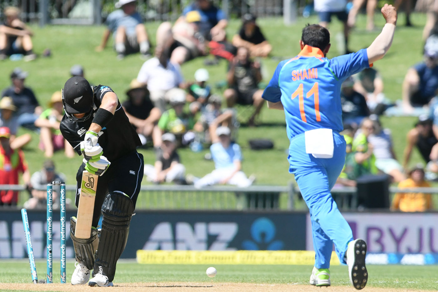 "Image result for ""india vs new zealand odi yesterday match highlights"""