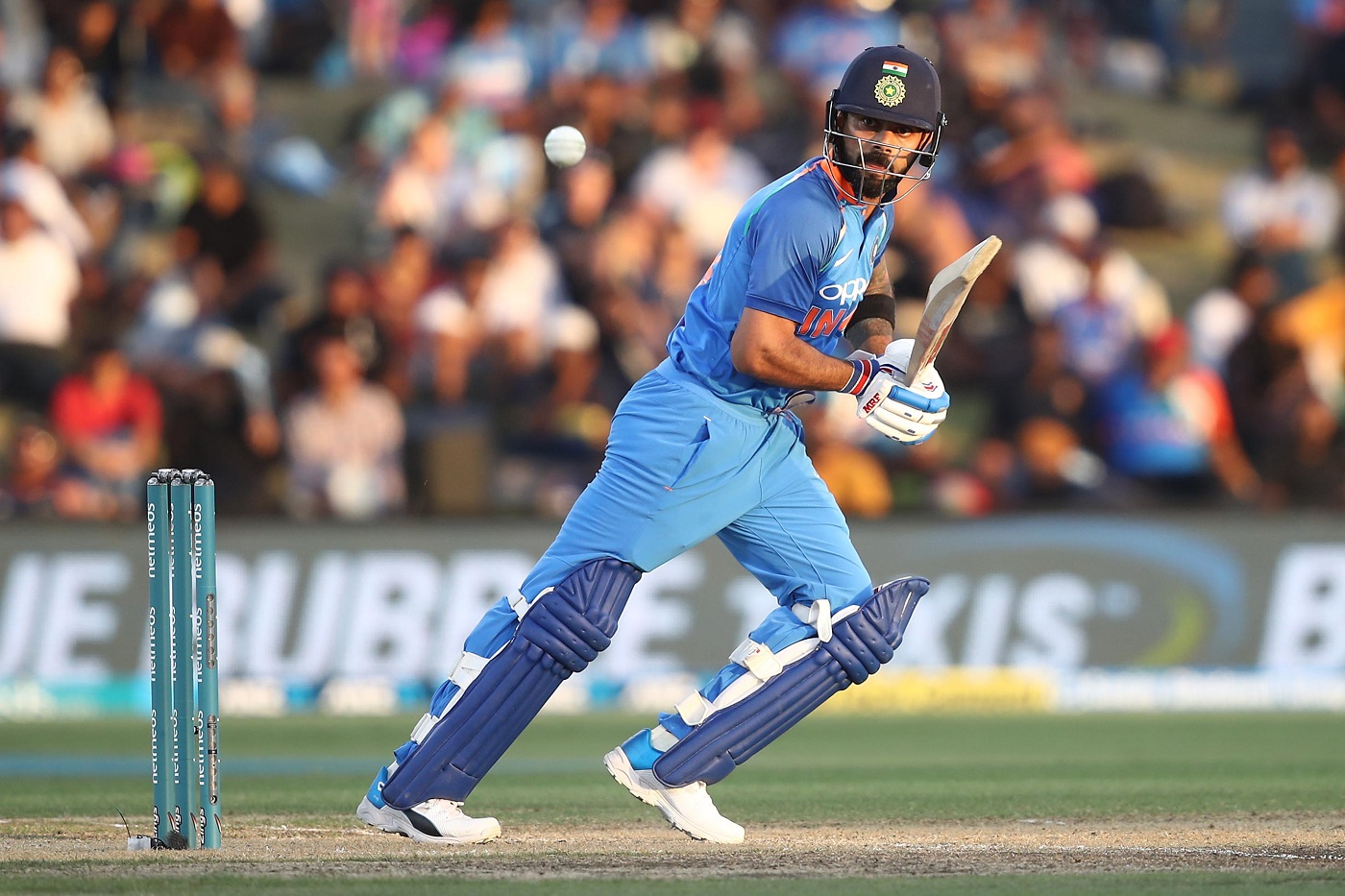 Live Report - India v New Zealand