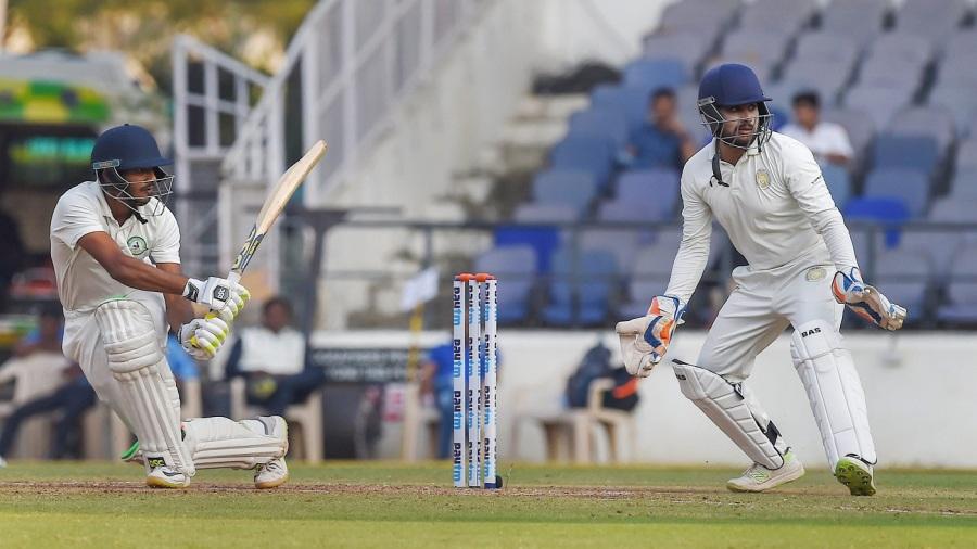 Recent Match Report – Rest of India vs Vidarbha %{matchNum} 2019   ESPNcricinfo.com