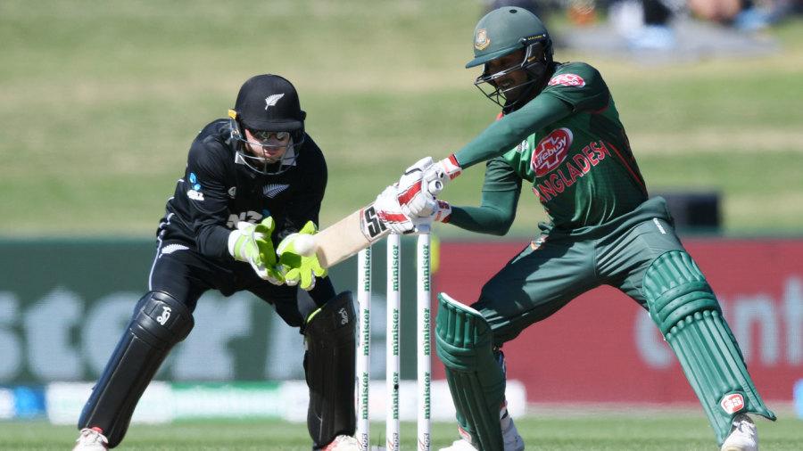Recent Match Report – New Zealand vs Bangladesh 1st ODI 2019   ESPNcricinfo.com