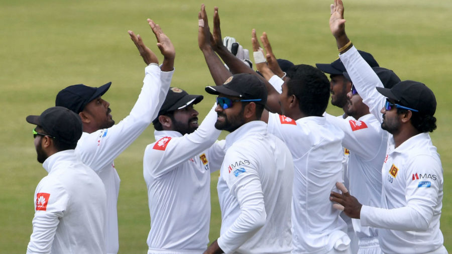 Recent Match Report – South Africa vs Sri Lanka 1st Test 2019   ESPNcricinfo.com