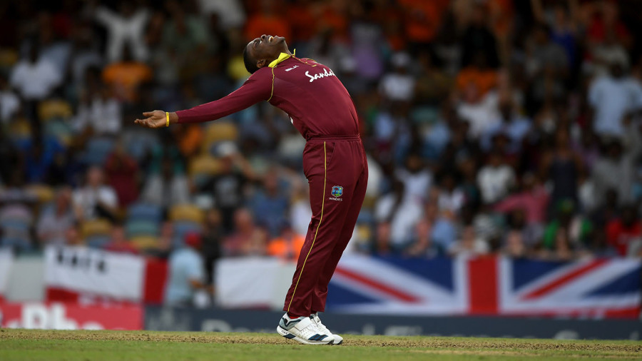 Recent Match Report West Indies Vs England 2nd Odi 2019