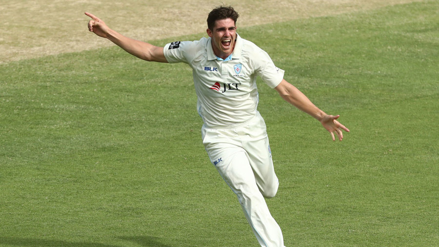 Hughes' gritty half-century bolsters New South Wales