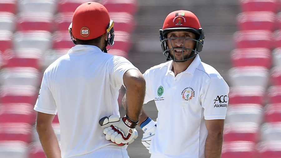 Recent Match Report - Afghanistan vs Ireland Only Test 2019   ESPNcricinfo.com