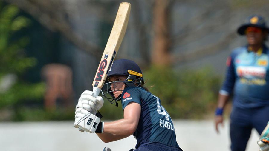 Amy Jones does it again as England sweep WODI series 3-0 against Sri Lanka