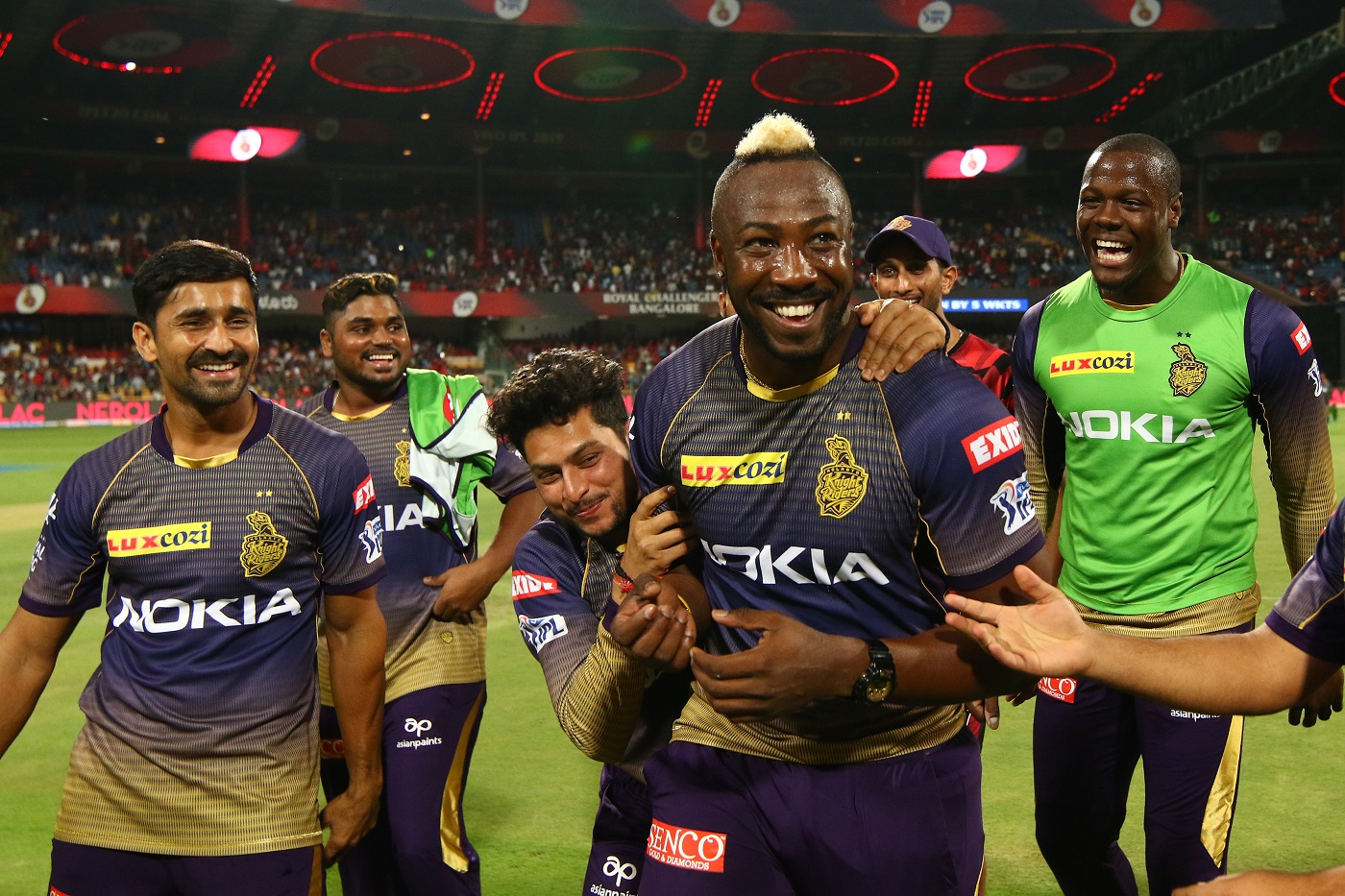 Andre Russell and Kolkata Knight Riders at Eden Gardens, a mighty challenge for Delhi Capitals