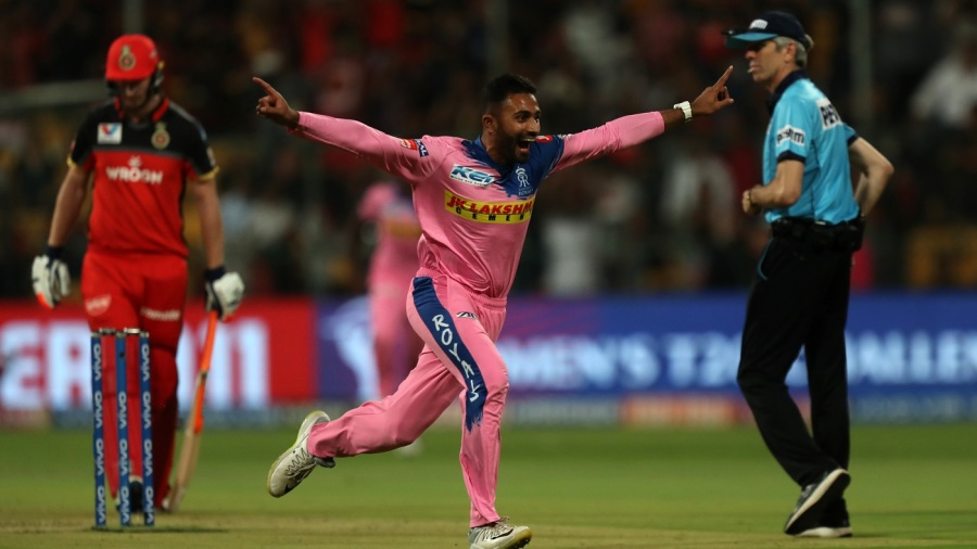 Recent Match Report – Royal Challengers Bangalore vs Rajasthan Royals, Indian Premier League, 49th Match | ESPNcricinfo.com