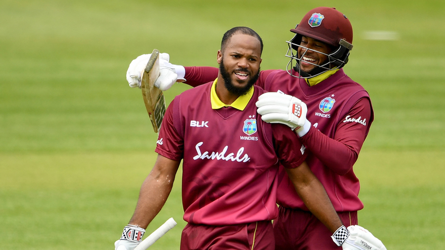 Recent Match Report - Ireland vs West Indies, Ireland Tri